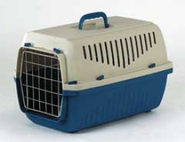 Skipper 1 Carrier For Pets - Blue - Small