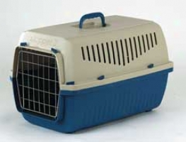 Master 2 Carrier For Pets - Blue - Medium