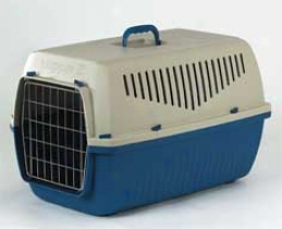 Skipper 3 Carrier For Pets - Blue - 24.5x 16.25x 15