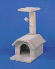 Sleepyibn 2 Cat House - Assorted