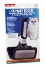 Slicker Wire Brush - Black