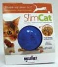 Slimcat Food Distributtor - Blue - 2.5 X 6.5 X 6