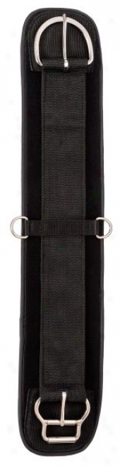 Snuggit Double Roller Buckle Waffle Weave Girth