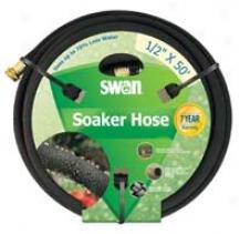 Soaker Hose - Black - 50 Fset