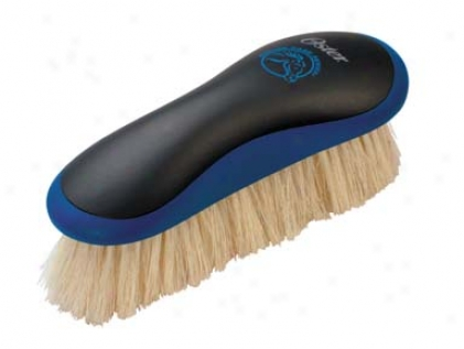 Soft Grooming Brush On account of Horses - Black/blue