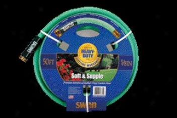 Soft & Supple Premium Hose - Green - 50 Feet