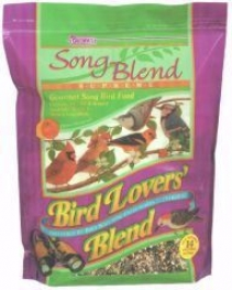 Songbleend Birdlove Bird Food - Blk
