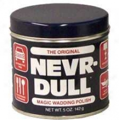 Special Lower Price!! Never Dull Meraal Polish - 5 Oz