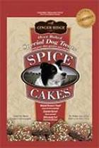 Spice Cakes Dog Treats - 18 Ounces