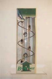 Winding  Seed Feeder - Copper - 17 Inch