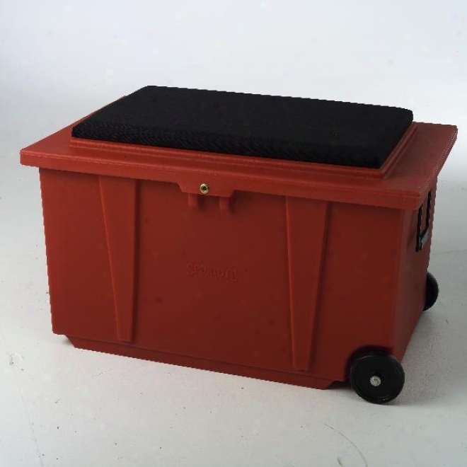 Sportote Deluxe Trunk With  Padded Bottom