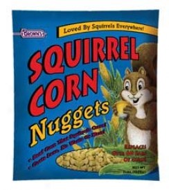 Squirrel Corn Nuggets Food - 5 Pound