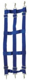 Stall Guard For Horse Stalls - Blue