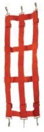 Stall Guard For Horse Stalls - Red