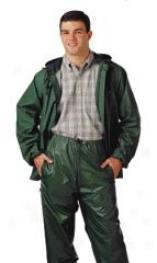 Stormchamp 2 Piece Suit - Green - Medium
