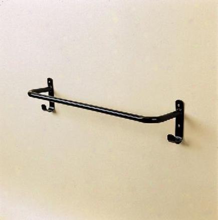 Stubbs Durable Rug Rail - Black - 36x7.25x7.25