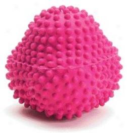 Stuffed Latex Star Ball - Pink - 3.5