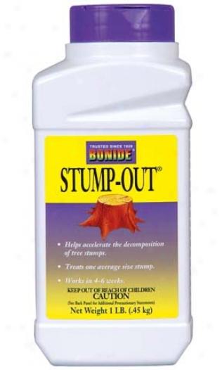 Stump-out Granules - 1 Pound