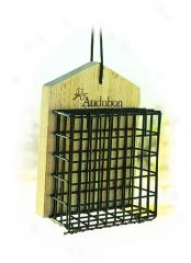 Suet Cage Holds 1 Suet Cake Durable Metal