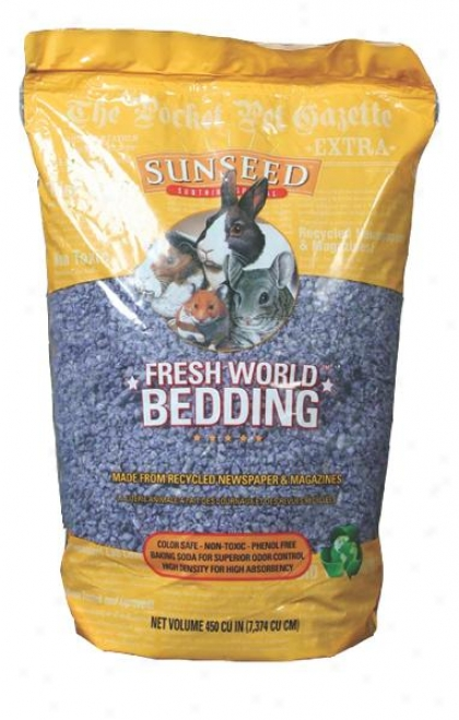 Sunseed Fresh World Bedding