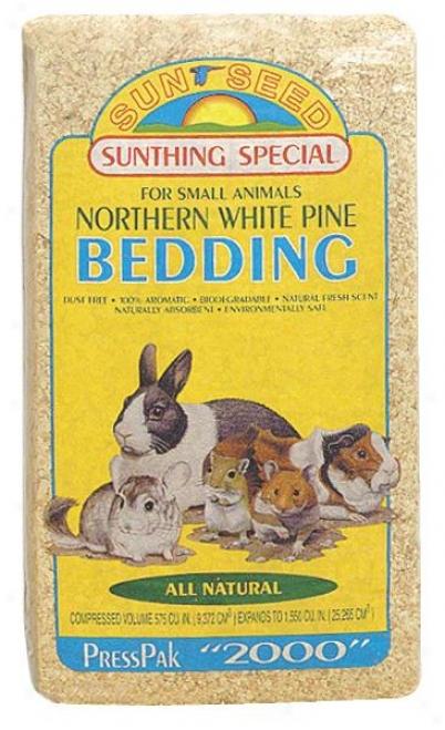 Sunseed Pine Bedding Presspack