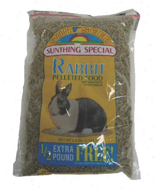 Sunseed Rabbit Pellets