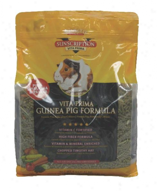 Sunseed Vita Prima Guinea Pig Food