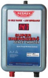 Super Energizer Fencer - Green - 25 Mile