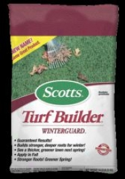 Super Turf Builder Winterguard Lawn Care - 5000 Square Ft