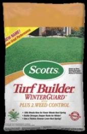 Super Turf Builder Winterizer Plus Lawn Care - 5000 Square Ft