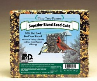Superior Bird Cake Bird Seed