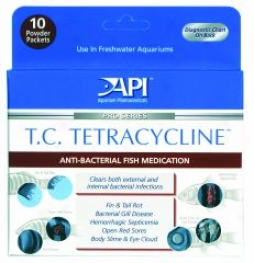 T.c. Tetracycline Powder - Pack