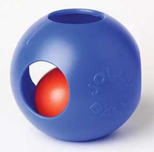 Teaser Ball - Blue - 4.5