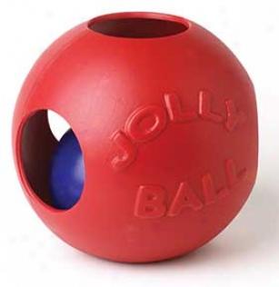 Teaser Ball - Red - 4.5