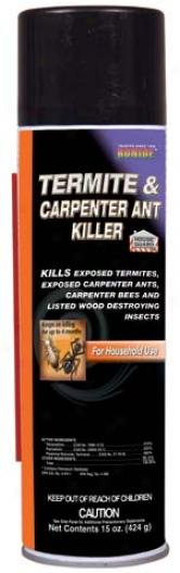 Termite & Carpsnter Ant Contrl - 15 Ounce
