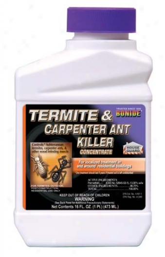 Termite & Carpenter Ant Killer - 1 Pint