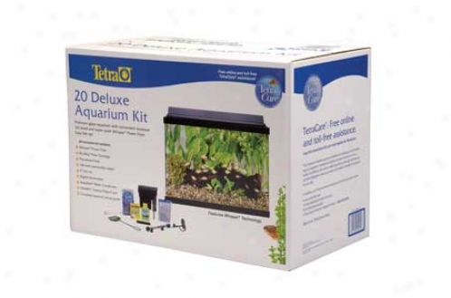 Tetra Deluxe Tank Kit Other 20 Gallon The Web Sport