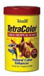 Tetracolor Tropical Flakes - 2.82 Ounces