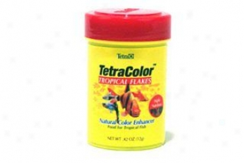 Tetracolor Tropical Flakes - .42 Ounces