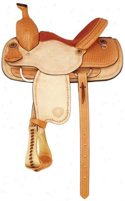 Tex Tam Hereford Carson Youth Roper - Russet - 13
