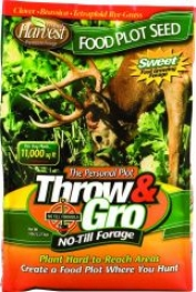 Throw & Gro No Till Forage - 5 Pound