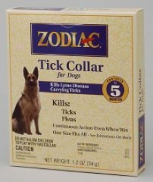 Tick Ring For Dogs