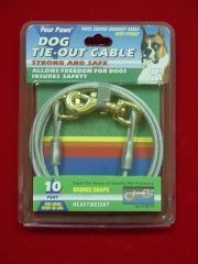 Tir Out Cable For Doys - Silver - 10 Ft