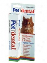 Toothpaste For Cats - 2.5 Oz
