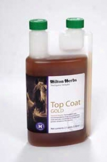Top Coat Gold - 2.1 Pint