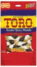 Toro Braid Filet Mignon - 18 Pack