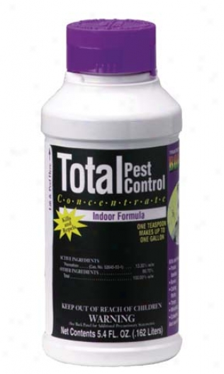 Total Pest Control Indoor Conc - 5.4 Ounce