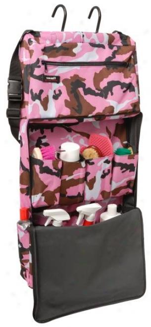 Tough-1 Camo Portable Grooming Organiz3r