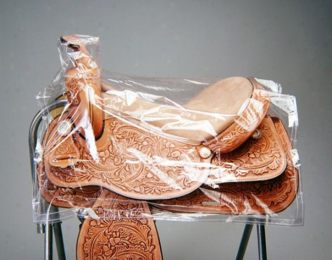 Tough-1 Clear Saddle Cover
