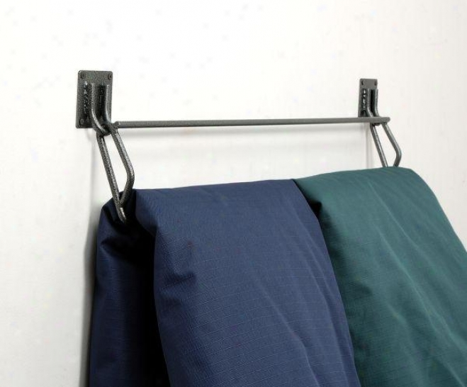 Tough-1 Fold Low Blanket Rack